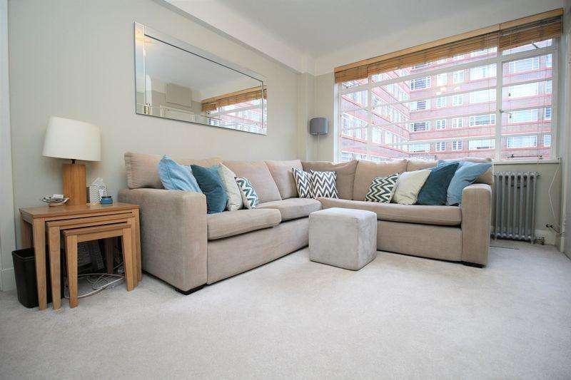 2 Bedrooms Flat for sale in Du Cane Court, Balham High Road, Balham, SW17