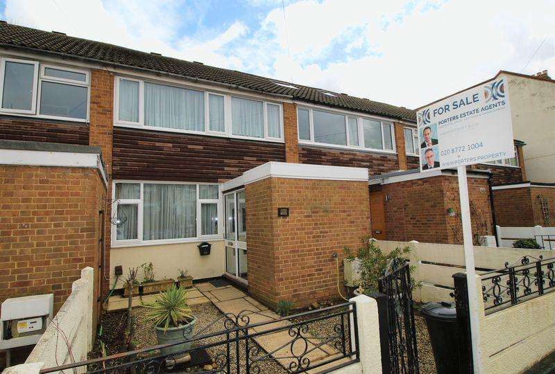 4 Bedrooms Terraced House for sale in Wontner Road, Balham, London, SW17 7QT