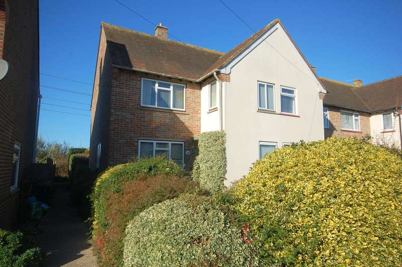 3 Bedrooms Semi Detached House for sale in Uphill Way, Hunston, Chichester PO20