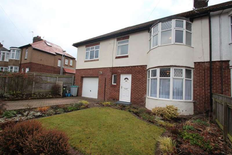 4 Bedrooms Semi Detached House for sale in Woodlands Road, Shotley Bridge