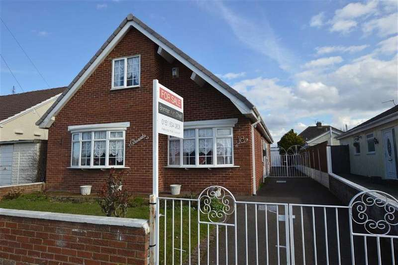 4 Bedrooms Detached Bungalow for sale in Burden Road, CH46