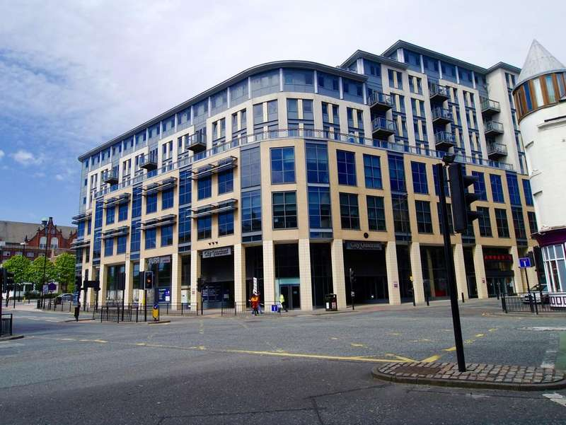 1 Bedroom Apartment Flat for sale in Waterloo Square, Newcastle Upon Tyne