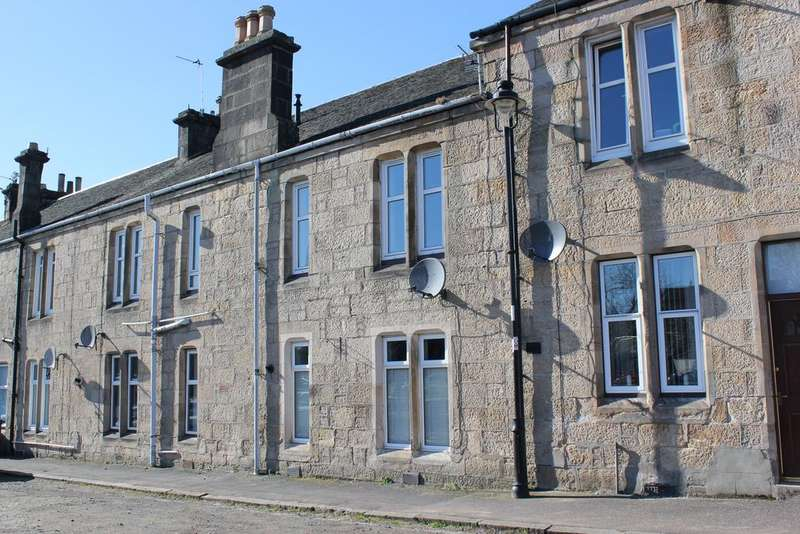 1 Bedroom Ground Flat for sale in Duntreath Terr, Kilsyth G65