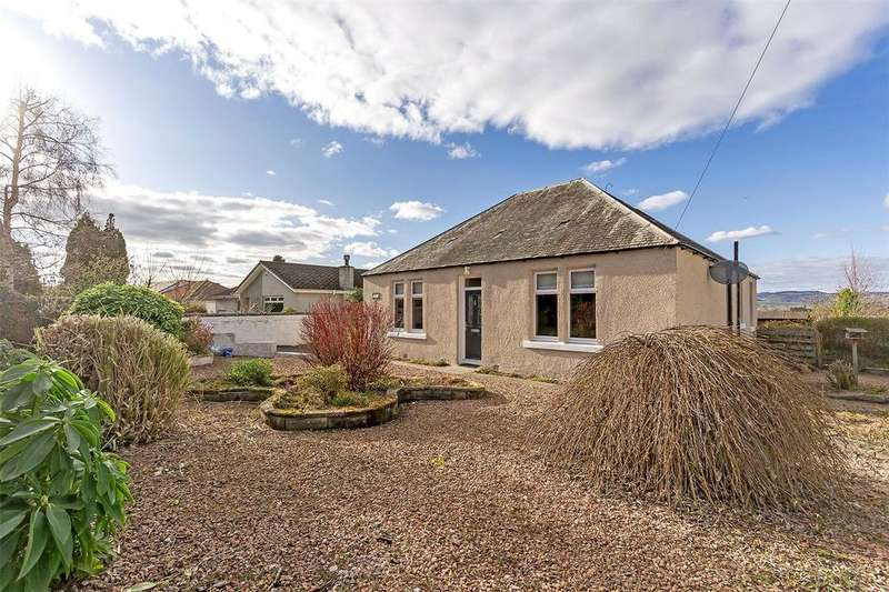 3 Bedrooms Detached Bungalow for sale in Westlea, Perth Road, Abernethy, Perth, PH2
