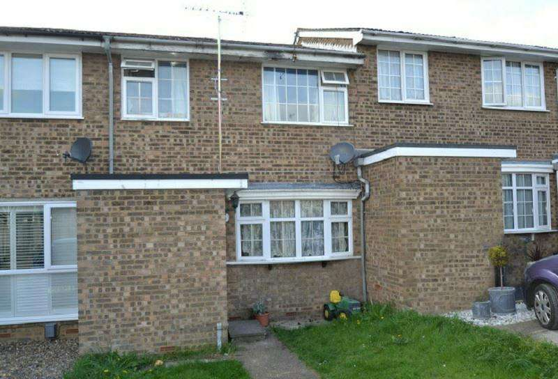 3 Bedrooms Terraced House for sale in Dovedale, Ware