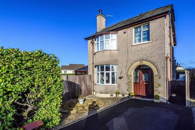 4 Bedrooms Detached House for sale in Haliburton Road, Kendal, Cumbria