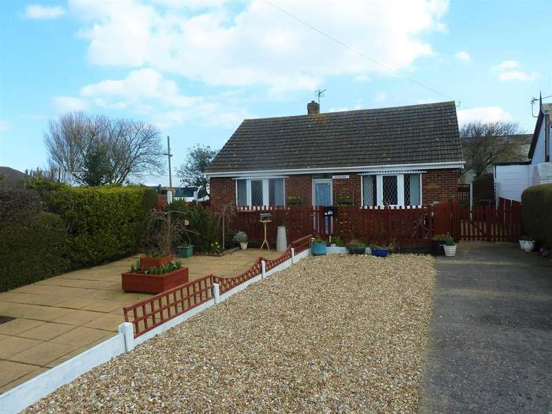 2 Bedrooms Detached Bungalow for sale in Sutton Road, Trusthorpe,