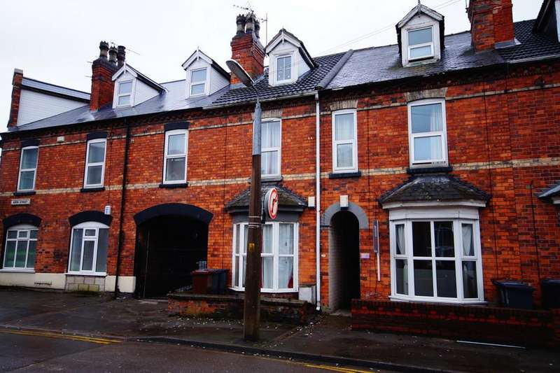4 Bedrooms Terraced House for sale in Ripon Street, Lincoln
