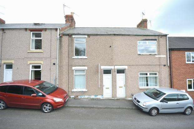 2 Bedrooms Terraced House for sale in George Street, Ferryhill, Dl17