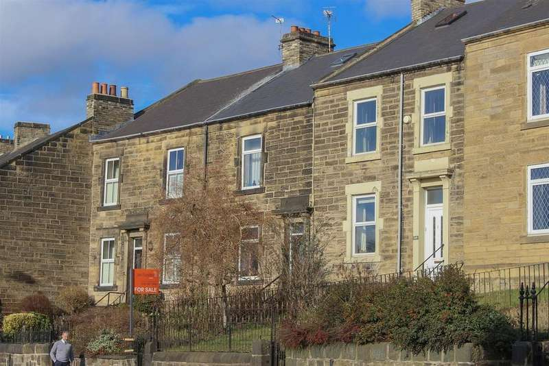 3 Bedrooms Terraced House for sale in Durham Road, Low Fell, Gateshead