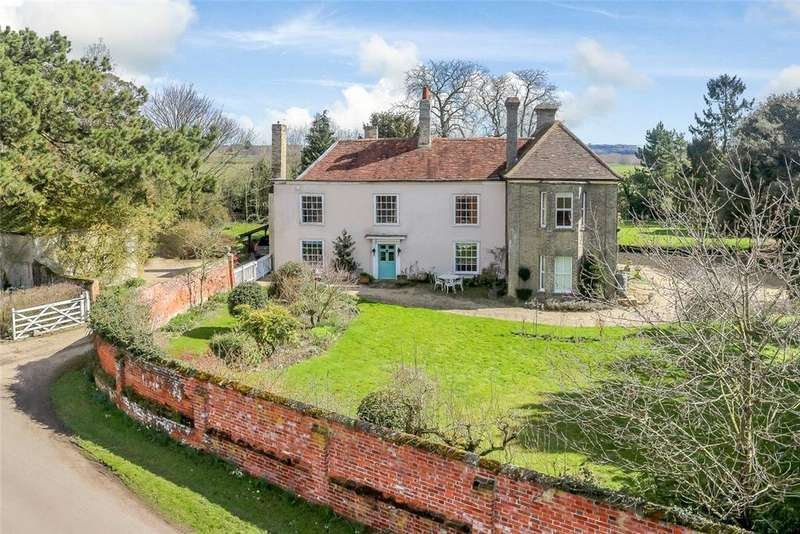 8 Bedrooms Detached House for sale in The Green, Borley, Sudbury, CO10