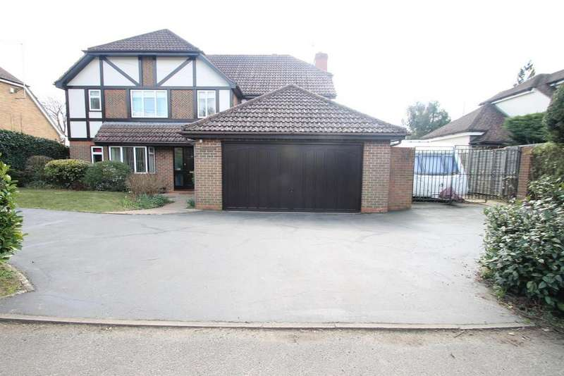 5 Bedrooms Detached House for sale in North Pole Road, Barming, Maidstone