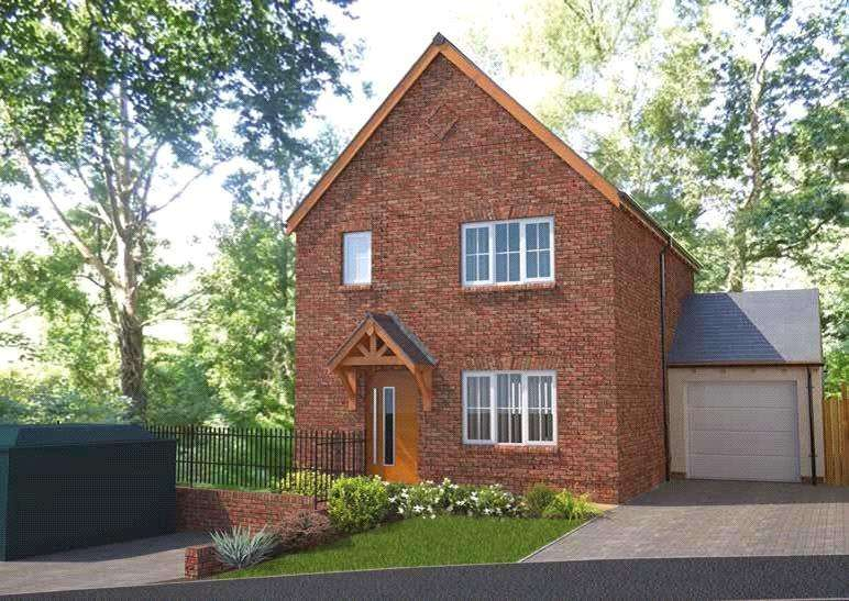 3 Bedrooms Detached House for sale in St Aubyn's Rise, Howden Court, Tiverton, Devon, EX16