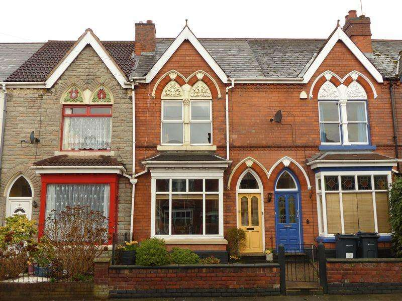 3 Bedrooms Terraced House for sale in Edwards Road, Birmingham