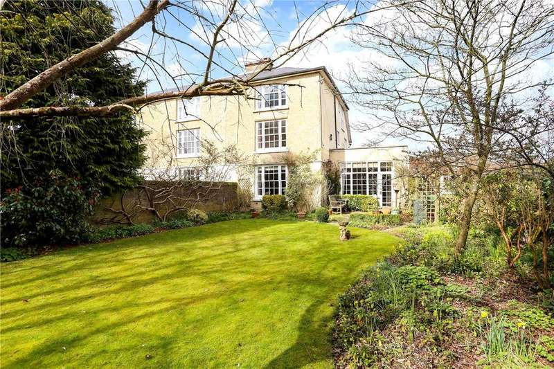 4 Bedrooms Semi Detached House for sale in Heath Road, Petersfield, Hampshire, GU31