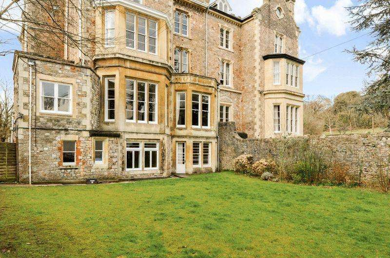 4 Bedrooms Apartment Flat for sale in Clifton Down, Clifton