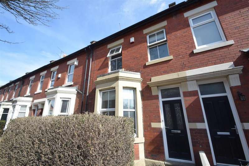 3 Bedrooms Terraced House for sale in Ilfracombe Gardens, Whitley Bay