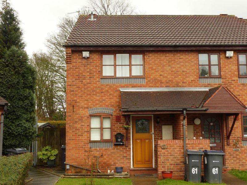 2 Bedrooms Terraced House for sale in The Pollards, Birmingham