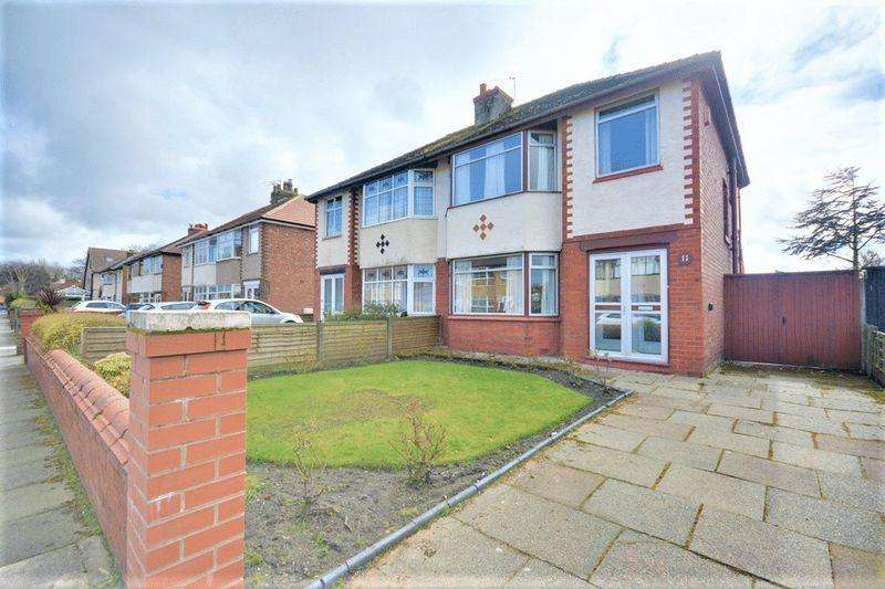3 Bedrooms Semi Detached House for sale in Glamis Drive, Southport