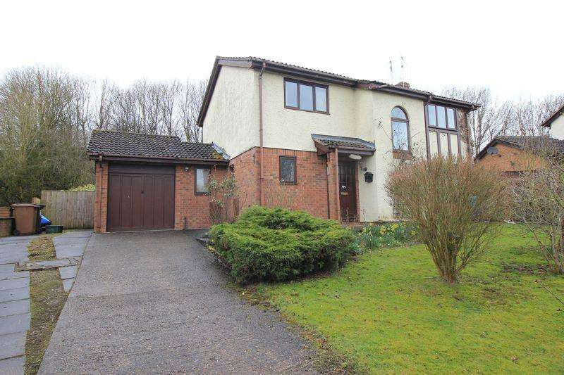 4 Bedrooms Detached House for sale in Henlle Gardens, Oswestry