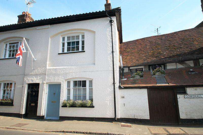2 Bedrooms Terraced House for sale in Gomshall Lane, Shere