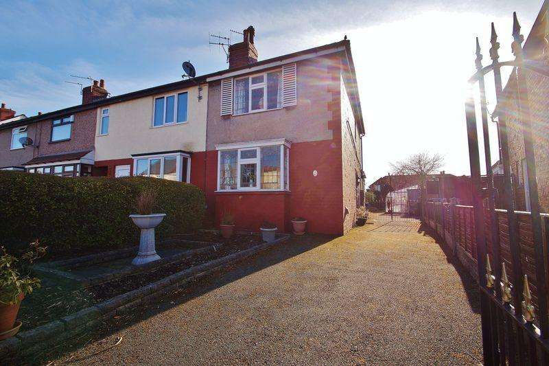 3 Bedrooms Terraced House for sale in Ribble Avenue, Crossens