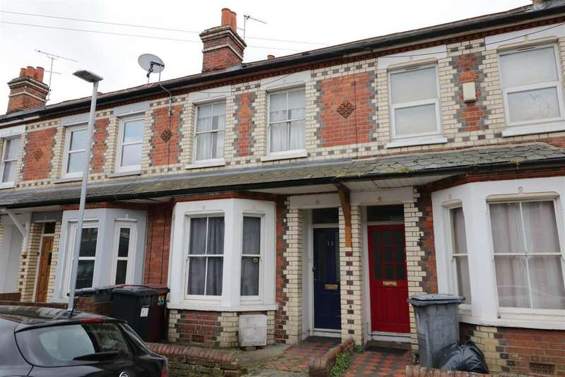 3 Bedrooms Terraced House for sale in Audley Street, Reading