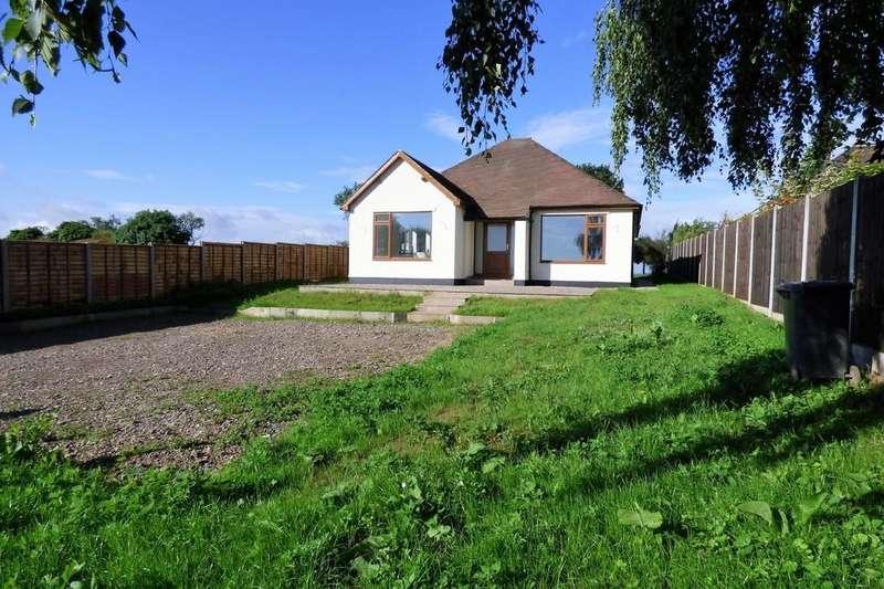 4 Bedrooms Detached Bungalow for sale in Woodland Road, Stanton