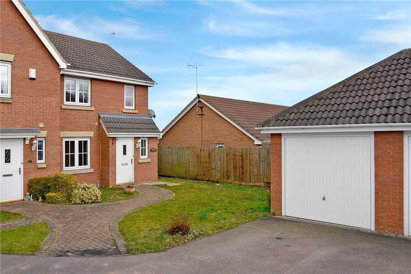 3 Bedrooms Semi Detached House for sale in Bacon Road, Wellingborough, NN8 4JB