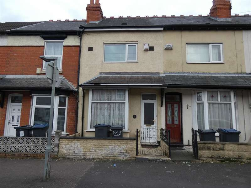 3 Bedrooms Terraced House for sale in Lily Road, Yardley, Birmingham