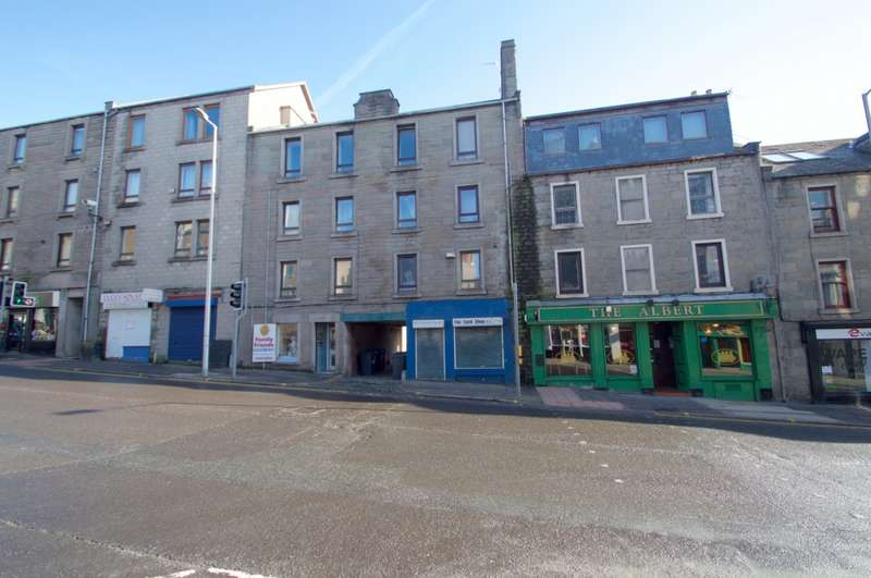 1 Bedroom Block Of Apartments Flat for sale in Albert Street, Dundee, DD4