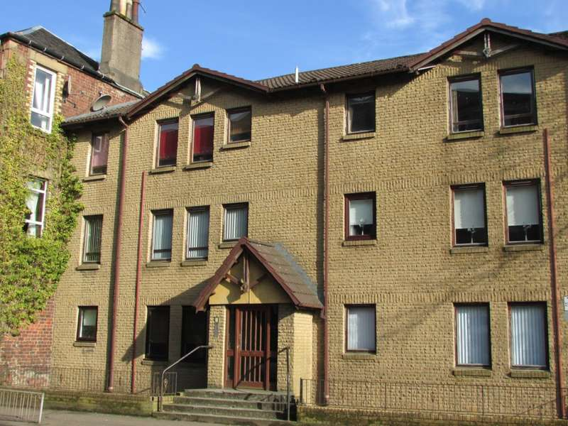 2 Bedrooms Flat for sale in 56 Love Street, Paisley, PA3