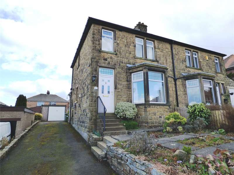 3 Bedrooms Semi Detached House for sale in Tinker Lane, Meltham, Holmfirth, HD9