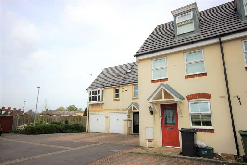 3 Bedrooms Property for sale in Dragonfly Close Kingswood Bristol BS15