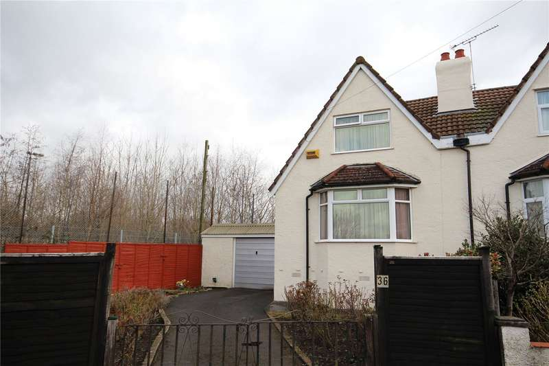 2 Bedrooms Property for sale in New Buildings Fishponds Bristol BS16