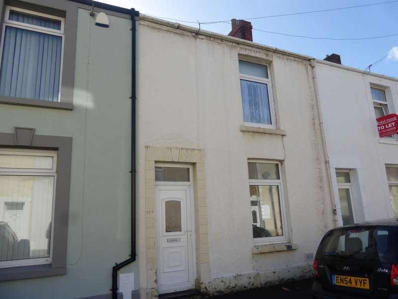 2 Bedrooms Terraced House for sale in Rodney Street, Swansea