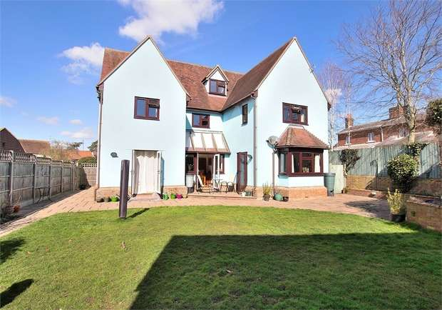 6 Bedrooms Detached House for sale in Thaxted, Dunmow, Essex