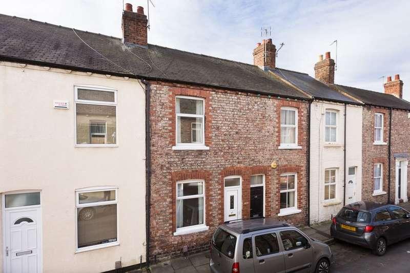 2 Bedrooms Property for sale in Ashville Street, Off Huntington Road, York, YO31