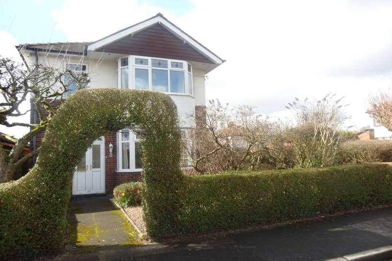 3 Bedrooms Detached House for sale in Hazelmere Road, Fulwood, Preston, PR2