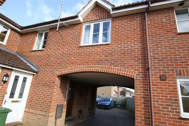 1 Bedroom Terraced House for sale in 19 Bader Close, King's Lynn