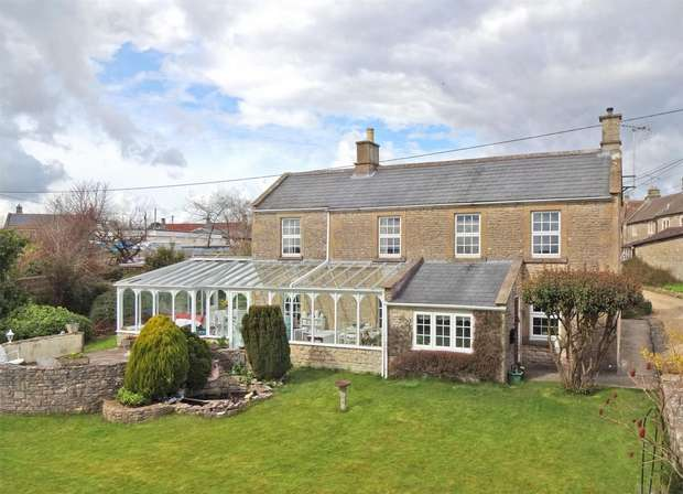 4 Bedrooms Detached House for sale in Ogbourne, Colerne, Wiltshire