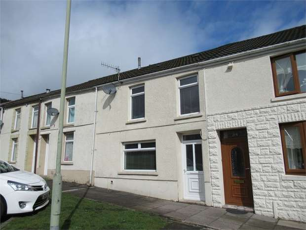 3 Bedrooms Terraced House for sale in Grove Street, Nantyffyllon, Maesteg, Mid Glamorgan