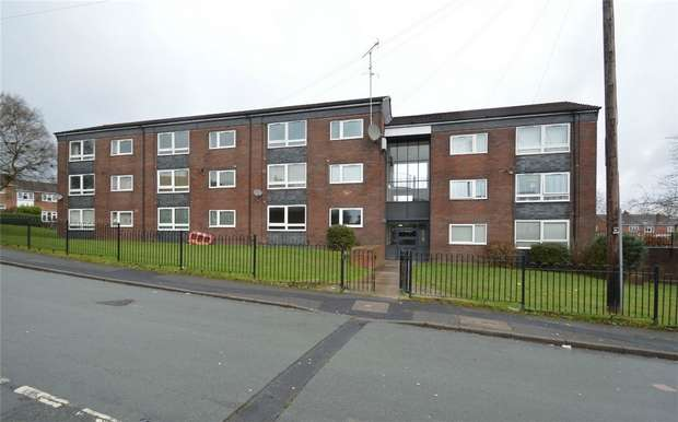 1 Bedroom Flat for sale in Pembroke Road, Macclesfield, Cheshire