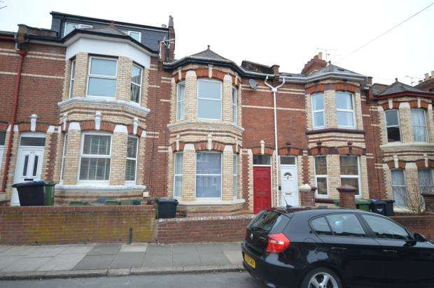 3 Bedrooms Terraced House for sale in Park Road, Mount Pleasant, Exeter, Devon