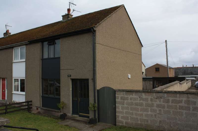 2 Bedrooms Property for sale in Church Street, Lossiemouth, IV31