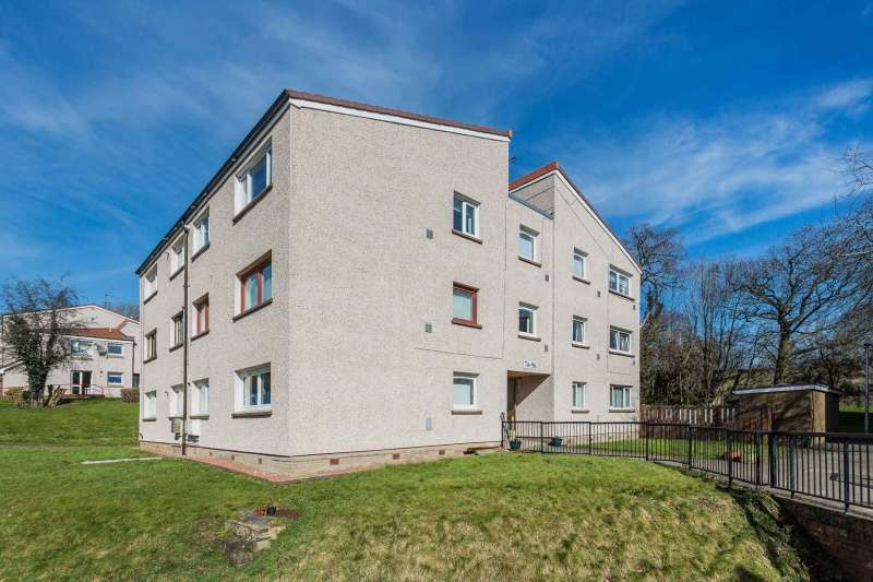 1 Bedroom Flat for sale in Landemer Drive, Glasgow, G73 2TB