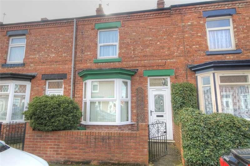 2 Bedrooms Terraced House for sale in Langdale Road, Darlington, DL1