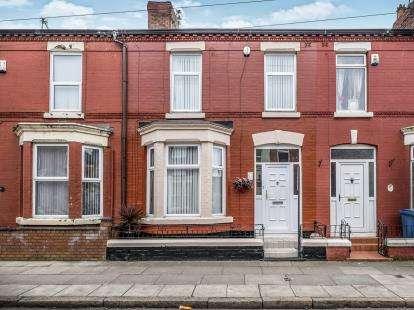 3 Bedrooms Terraced House for sale in Alderson Road, Wavertree, Liverpool, Merseyside, L15