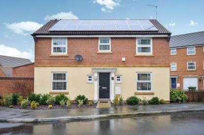 4 Bedrooms Detached House for sale in Hopkinson Court, Bestwood Village, Nottingham, Nottinghamshire