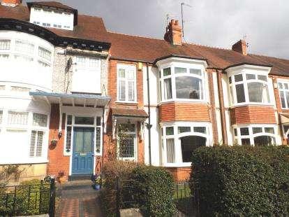 4 Bedrooms Terraced House for sale in Oakdene Avenue, Darlington, County Durham